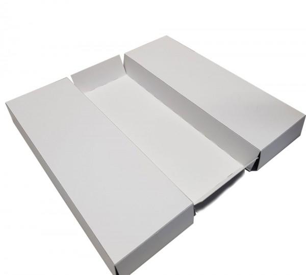 Einleger unbedruckt für Stülpdeckelkarton 580 x 470