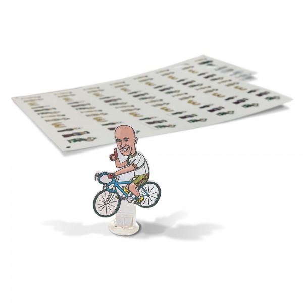 Stanztableau für Spielfiguren DIN A4 (210x297 mm)