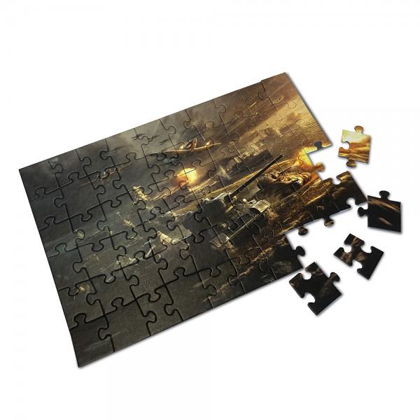 Puzzle Mini 54 Teile 197 x 131 mm