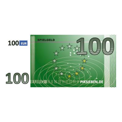 100 Euro (Grün)