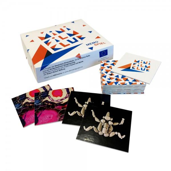 Memo 18 Paare ( 36 Karten) 60 x 60 mm