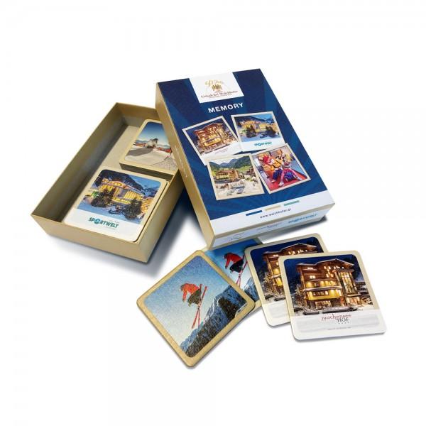 Memo 16 Paare (32 Karten) 65 x 65 mm