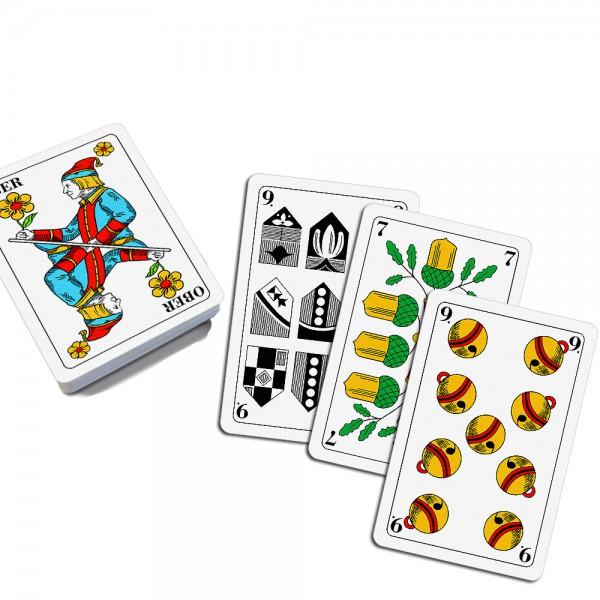 Jass Spielkarten 36 Karten