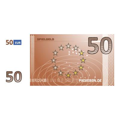 50 Euro (Orange)