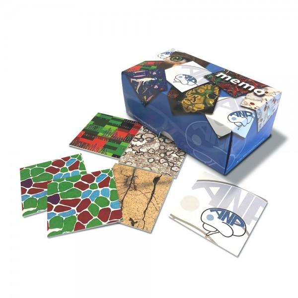 Memo 24 Paare (48 Karten) 65 x 65 mm