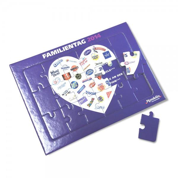 Rahmen Puzzle 15 Teile 330 x 230 mm