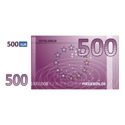 500 Euro (Magenta)