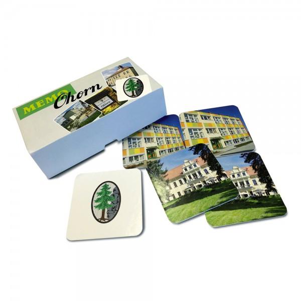 Memo 16 Paare (32 Karten) 50 x 50 mm