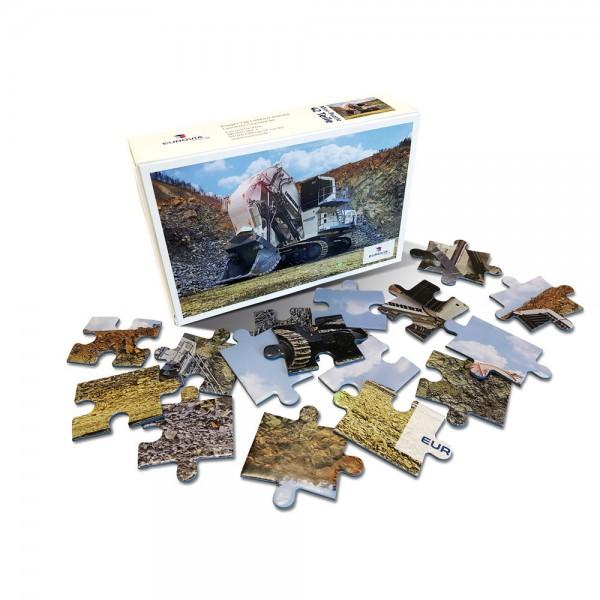 Puzzle 100 Teile 410 x 275 mm